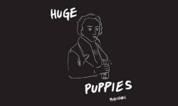 Huge Puppies – « Motorbike EP »