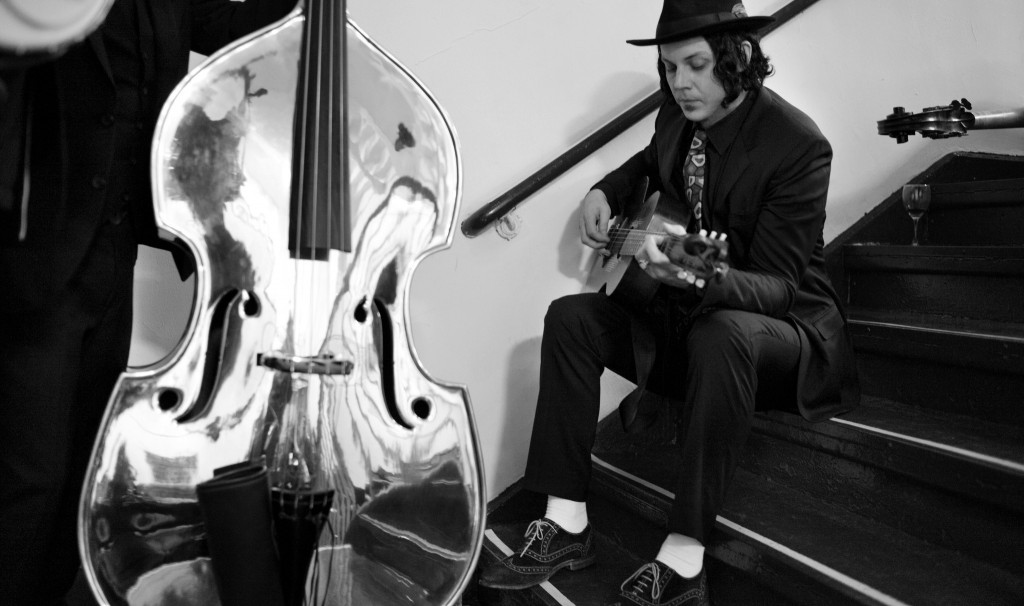 Jack White is Jazz White