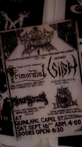 sigh primordial