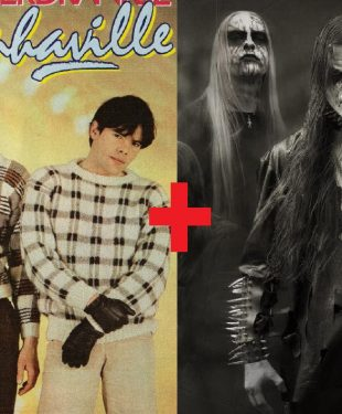 Alphaville en black metal