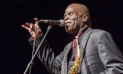 «It's all about love» dit Maceo Parker