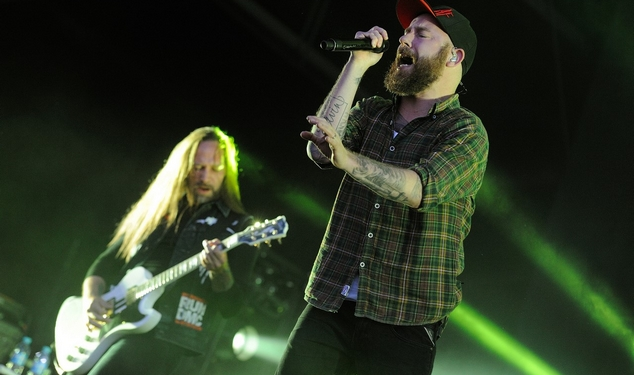 In Flames - Florian Denis